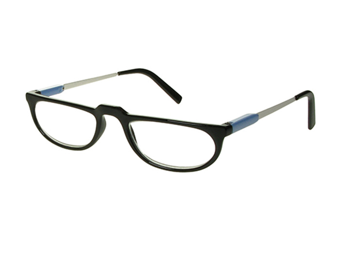 Reading Glasses 'Lucy' Black/Blue