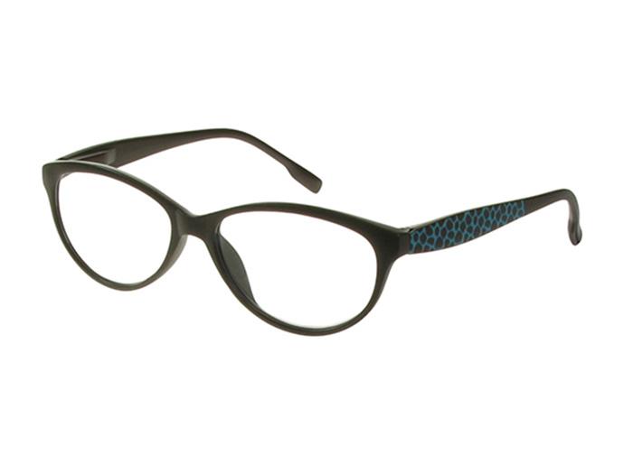 Reading Glasses 'Diva' Brown