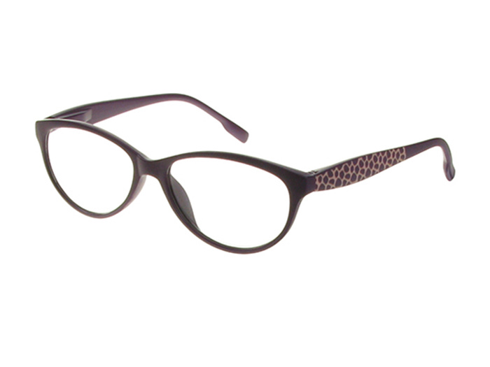Reading Glasses 'Diva' Purple