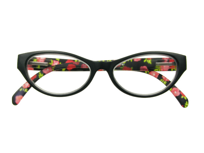 Reading Glasses 'Summer' Black
