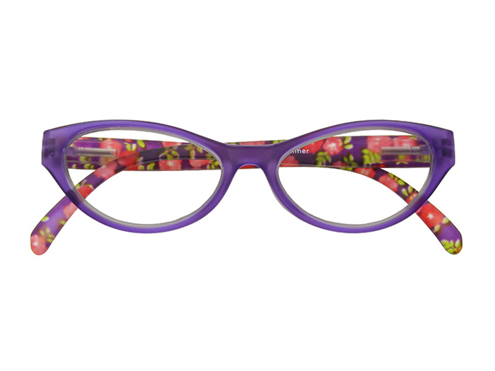 Reading Glasses 'Summer' Purple