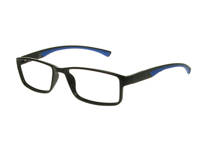 Reading Glasses 'Boardroom' Black/Blue