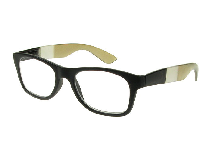 Reading Glasses 'Festival' Black