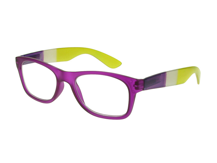 Reading Glasses 'Festival' Purple