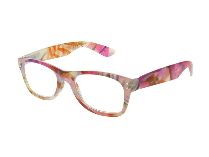 Reading Glasses 'Harper' Pink Floral