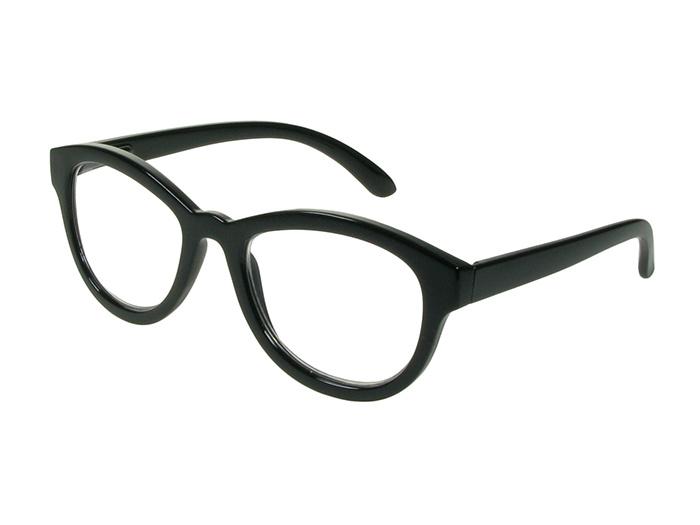 Reading Glasses 'Charleston' Black
