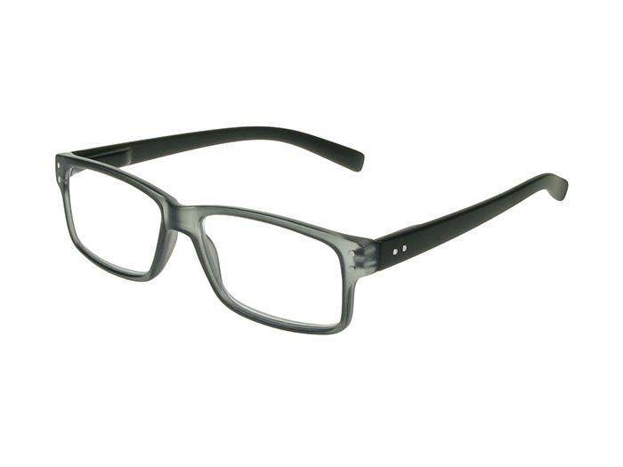 Reading Glasses 'Oxbridge' Grey