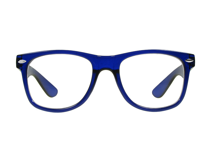 Reading Glasses 'Billi Big' Blue