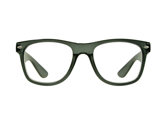 Reading Glasses 'Billi Big' Grey