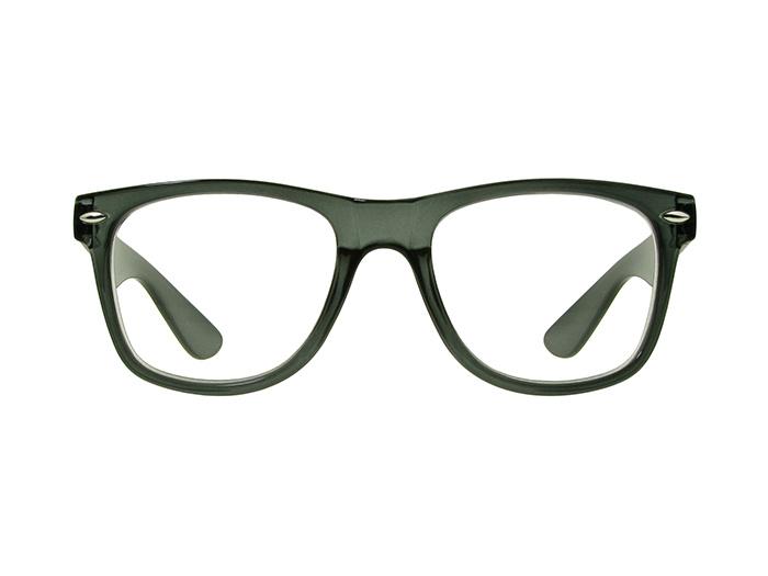 Reading Glasses 'Billi Big' Grey