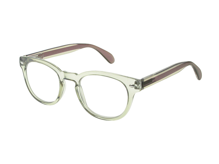 Reading Glasses 'Metro' Transparent