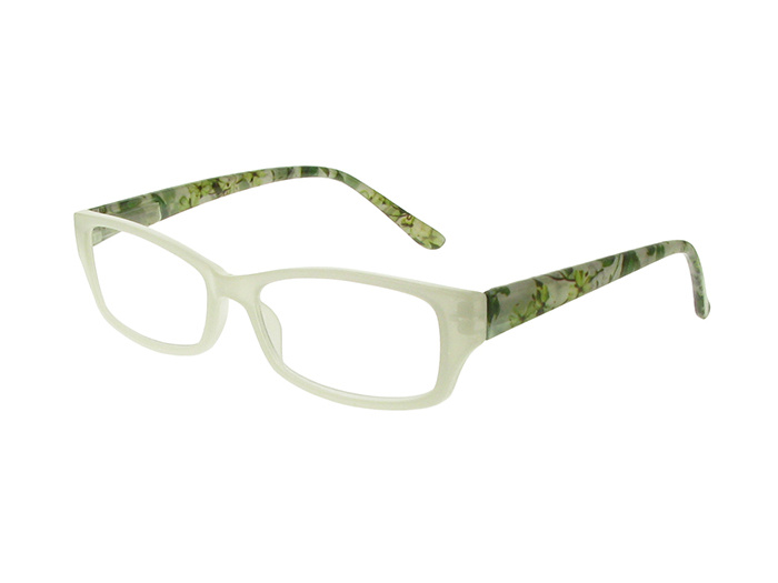 Reading Glasses 'Grace' White