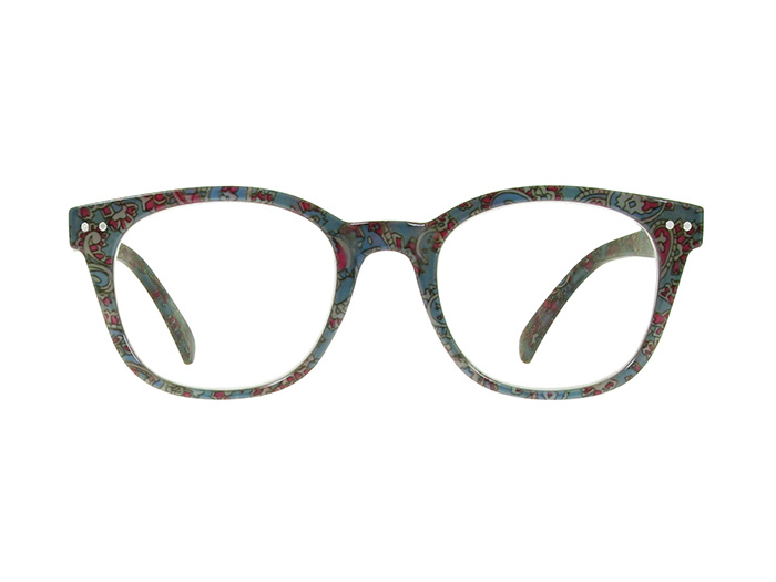 Reading Glasses 'Juliet' Blue