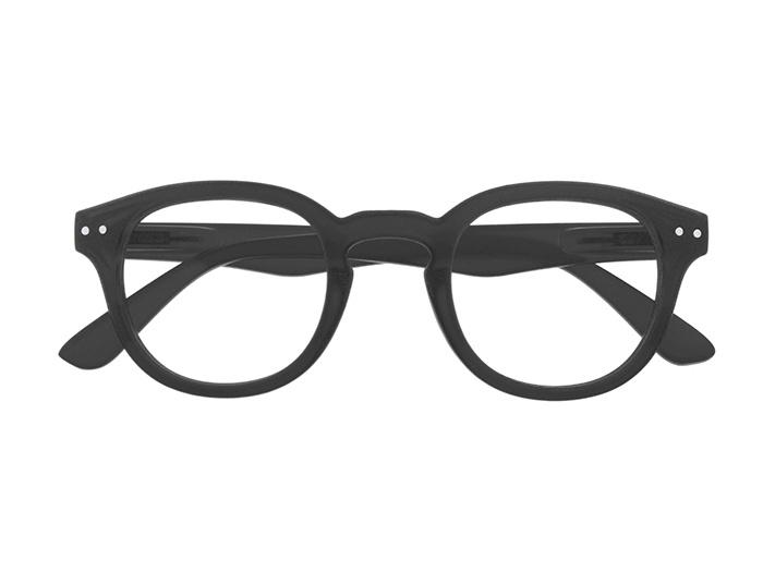Reading Glasses 'Holiday' Matt Black