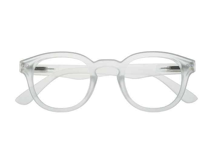 Reading Glasses 'Holiday' White