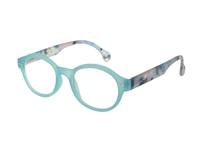 Reading Glasses 'Lola' Blue