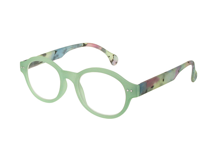 Reading Glasses 'Lola' Green