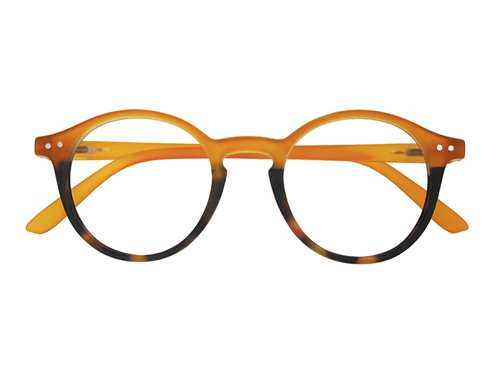 Reading Glasses 'Sydney' Orange/Tortoiseshell