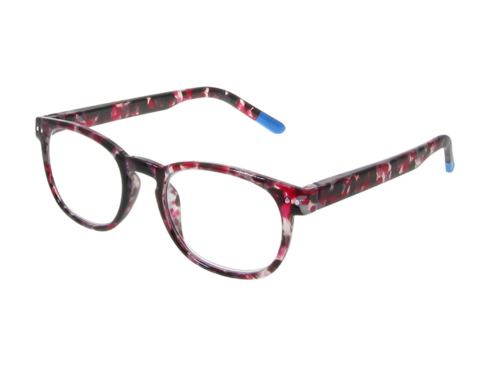 Reading Glasses 'Edenbridge' Red/Grey