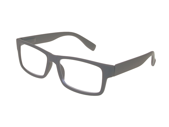 Reading Glasses 'Logan' Grey
