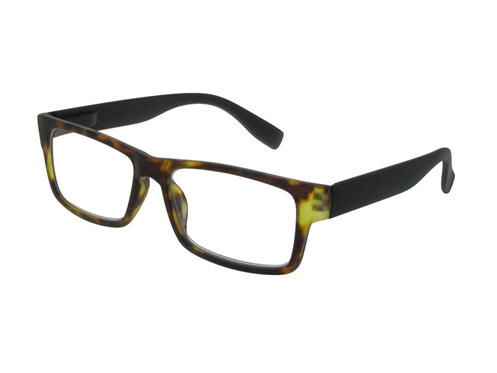 Reading Glasses 'Logan' Tortoiseshell/Black