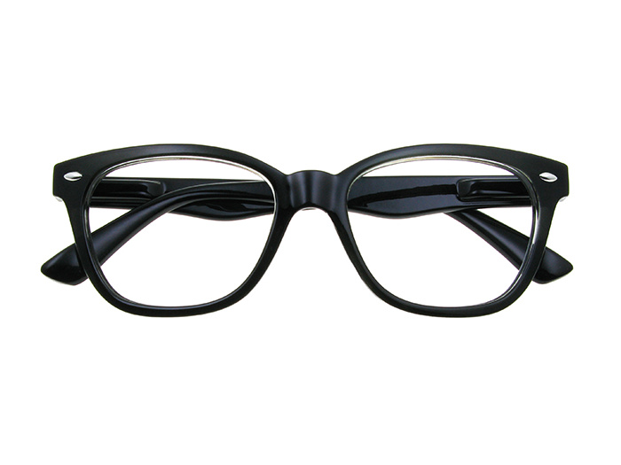 Reading Glasses 'Josey' Black