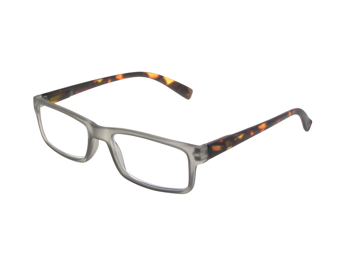 Reading Glasses 'Alex' Grey/Tortoiseshell