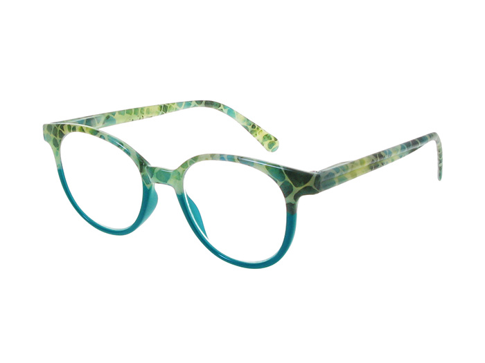 Reading Glasses 'India' Turquoise