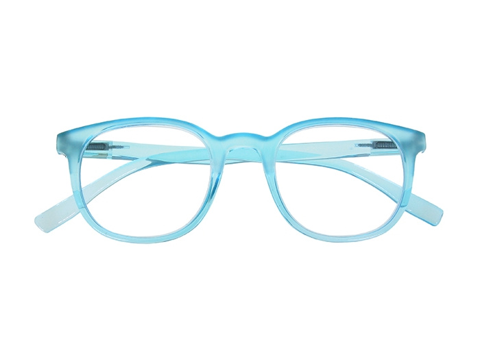 Reading Glasses 'Perrie' Blue