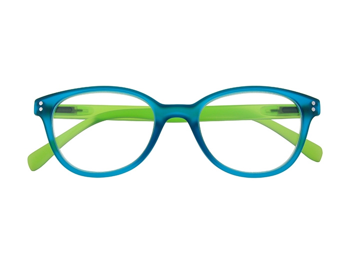 Reading Glasses 'Emmy' Blue/Green