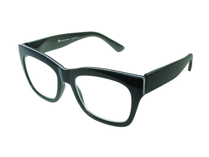 Reading Glasses 'Showtime' Black
