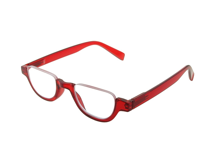 Reading Glasses 'Henley' Red