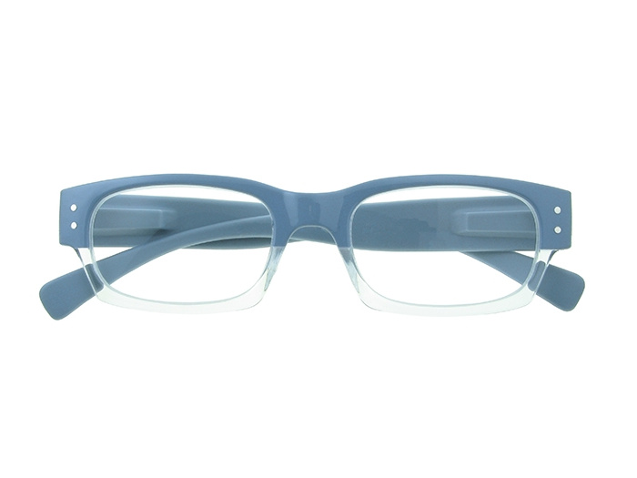 Reading Glasses 'Portabello' Light Blue