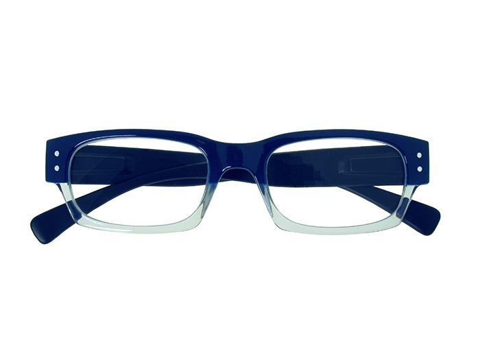 Reading Glasses 'Portabello' Navy Blue