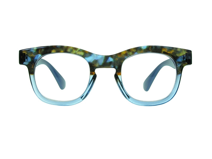 Reading Glasses 'Bravo' Blue