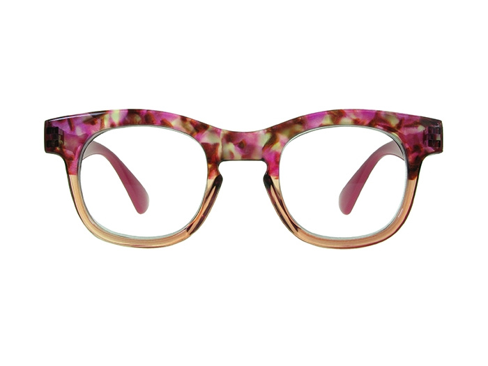 Reading Glasses 'Bravo' Pink