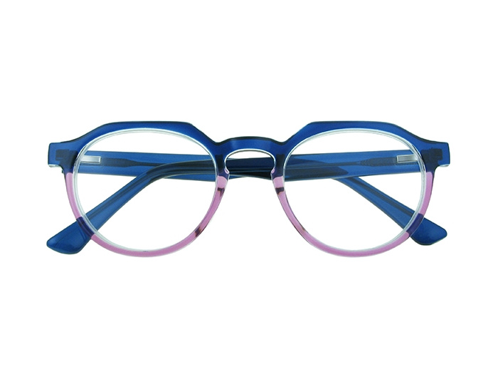 Reading Glasses 'South Bank' Blue/Purple