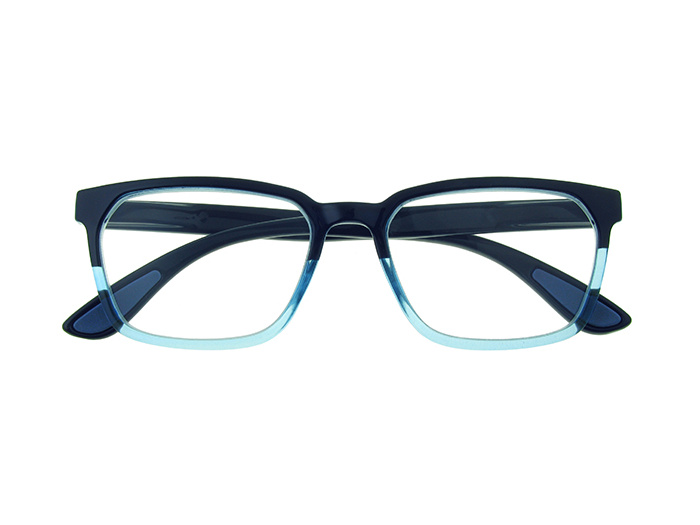 Reading Glasses 'Joey' Blue