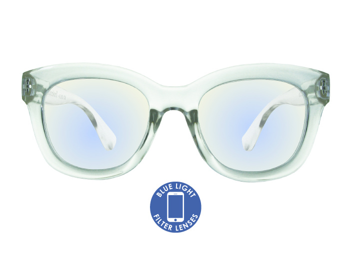 Blue Light Non-Prescription Glasses 'Encore' Transparent