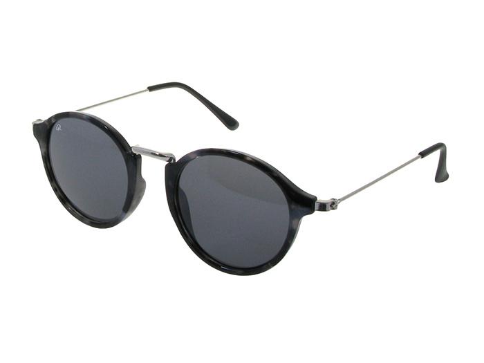 Sunglasses Polarised 'Ealing' Grey Tortoiseshell