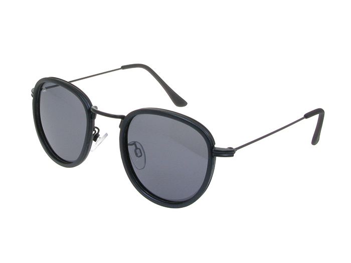 Sunglasses Polarised 'Riley' Matt Black