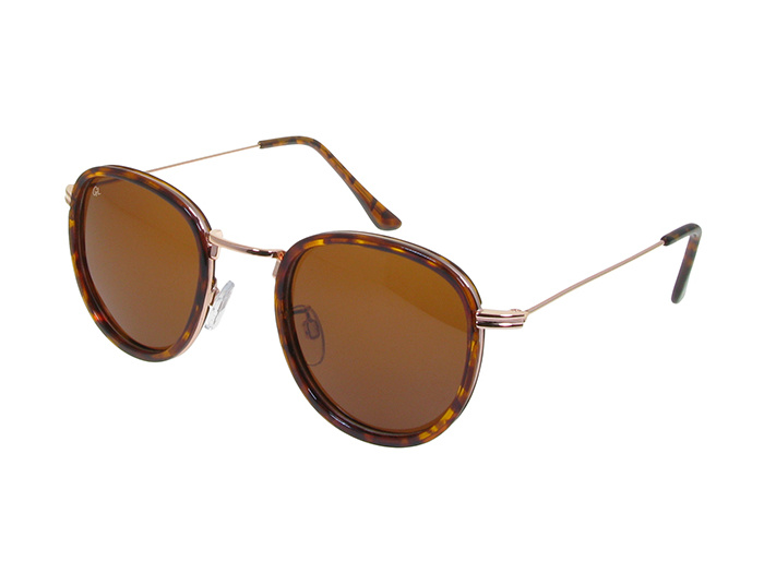 Sunglasses Polarised 'Riley' Tortoiseshell