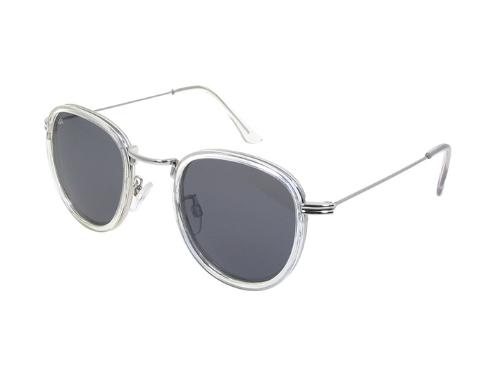 Sunglasses Polarised 'Riley' Transparent