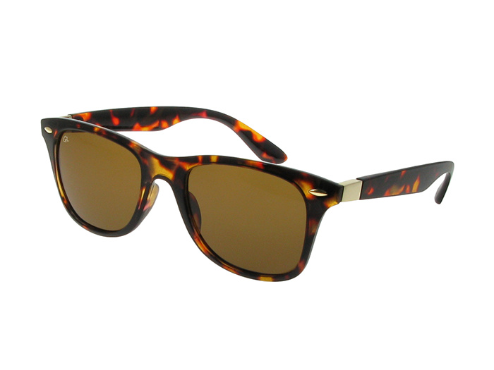 Sunglasses Polarised 'Regan' Tortoiseshell