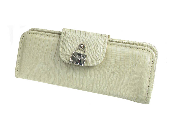 Glasses Case 'Handbag Design' Cream