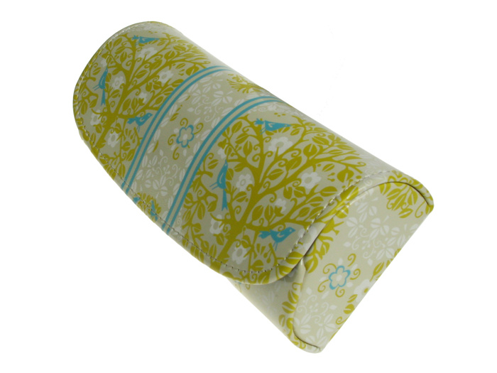 Glasses Case 'Woodland' Yellow