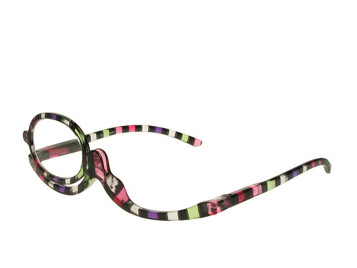 Make-Up Glasses Multi Stripe