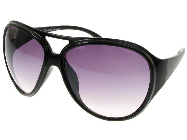 Goodlookers Sunglasses - San Antonio Black - Goodlookers